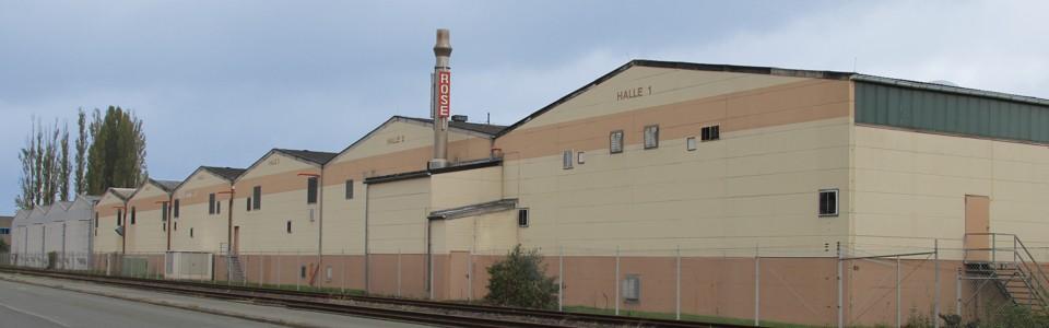 Rose GmbH Trier - Firmengebäude